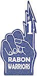 18 inch Lightning Bolt Finger
